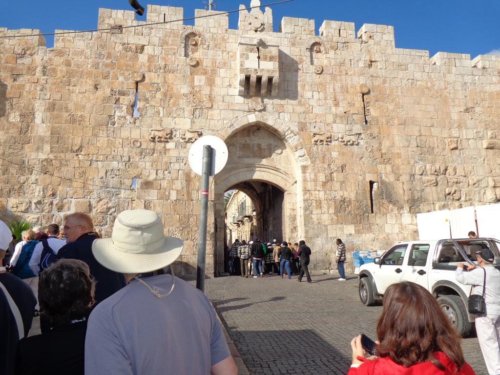 Stephen's Gate